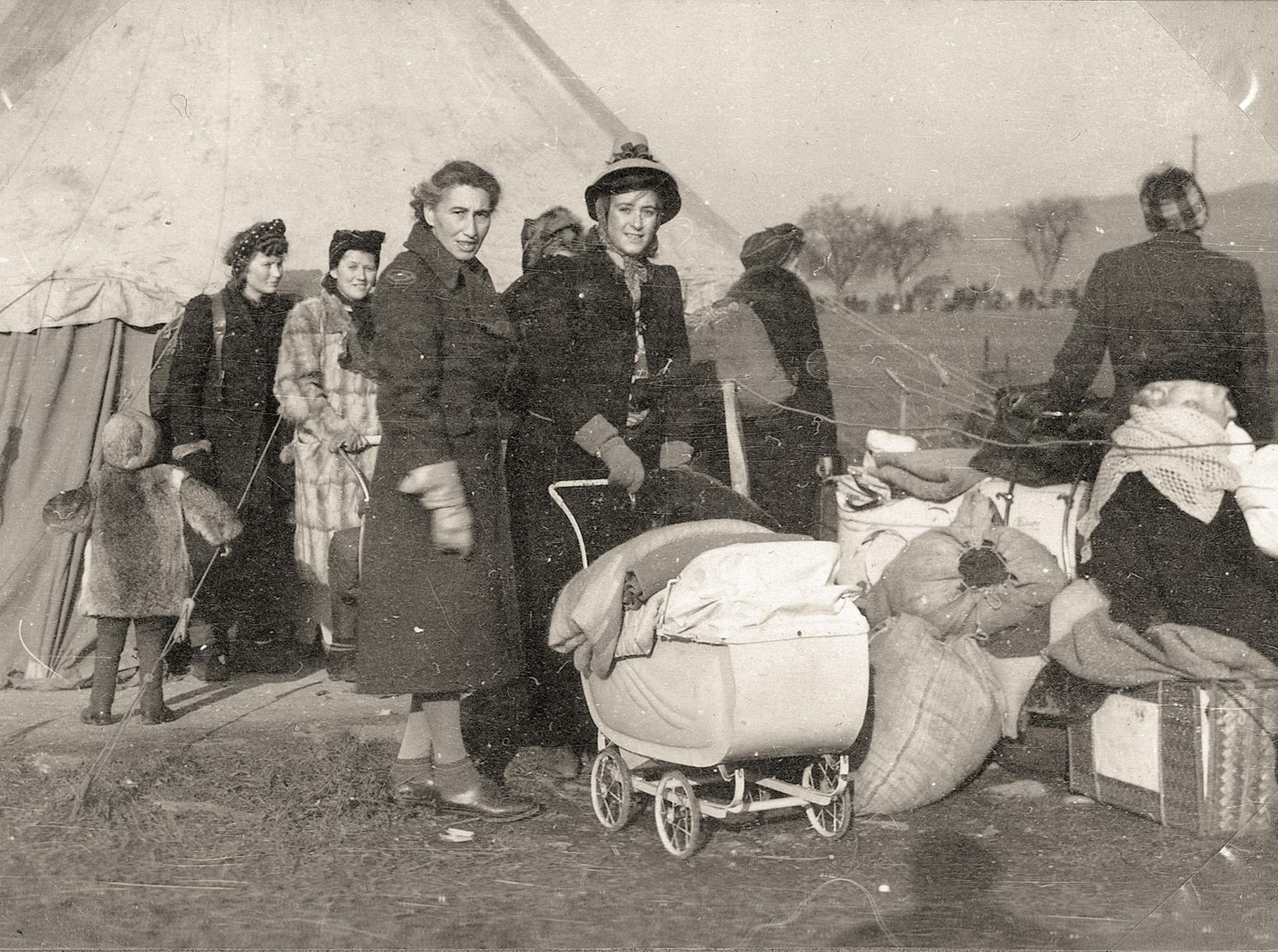 Frieddland 1945
