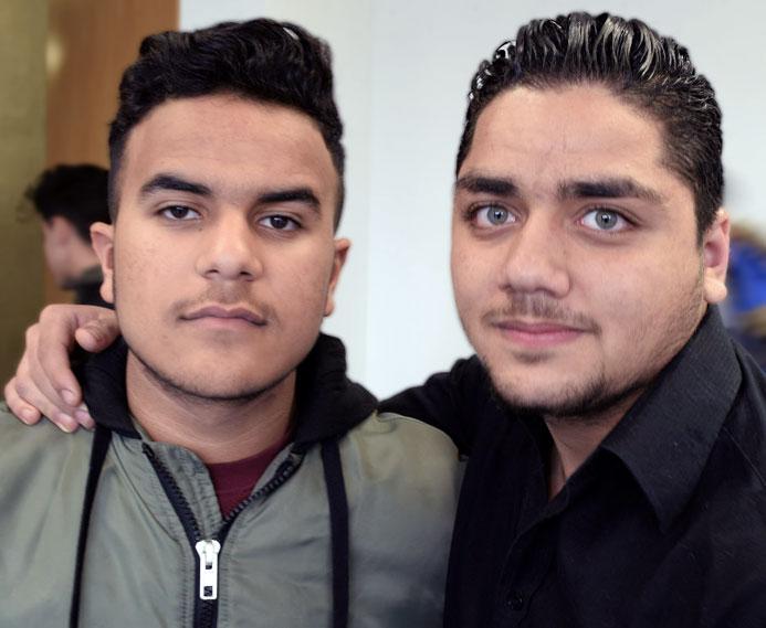 2 Schüler