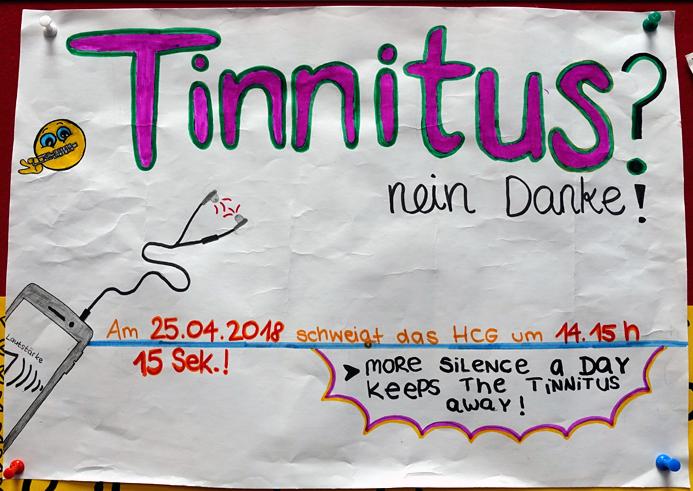 Tinnitus?