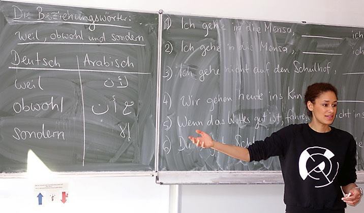 Frau Schuster
