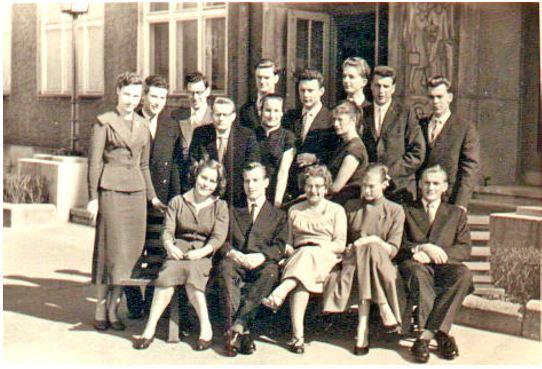 HCO Abitur 1957