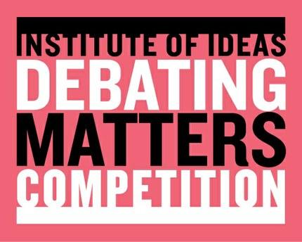 Debating Plakat