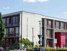 HCO - neues Gebäude