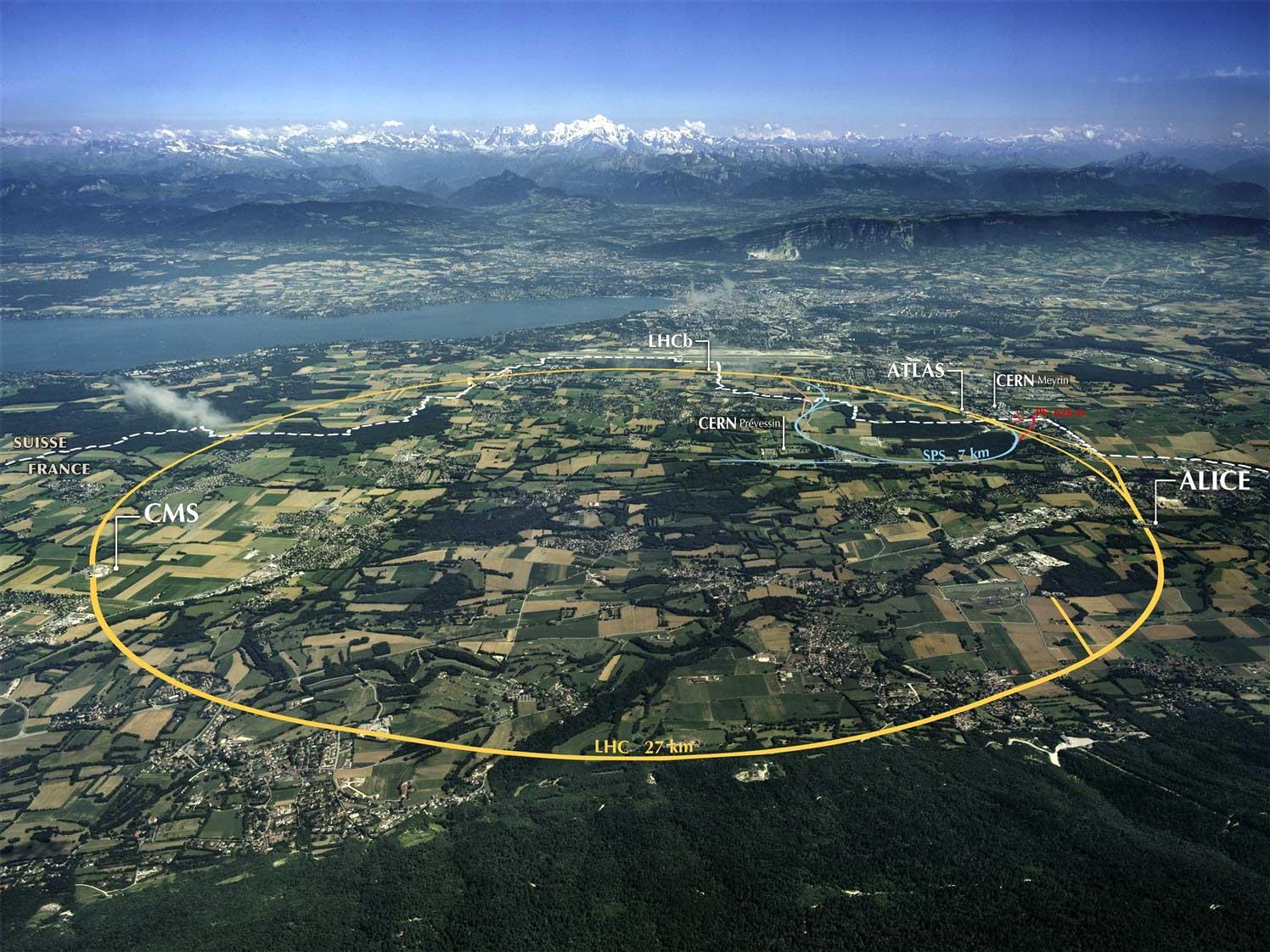 Luftbild CERN (groß)