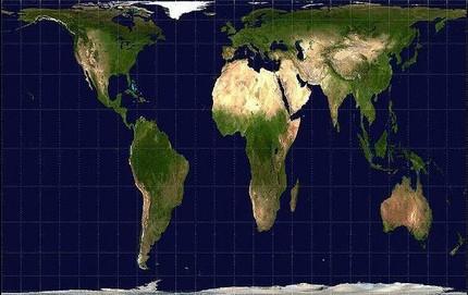 Die ganze Welt
