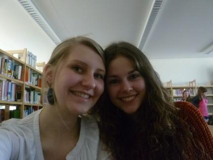 Franziska und Tamara